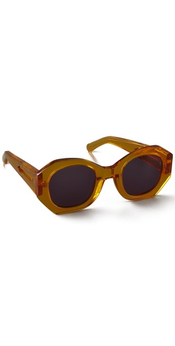 Shop Karen Walker Patsy Sunglasses and Karen Walker online - Accessories,Womens,Sunglasses,Other, online Store