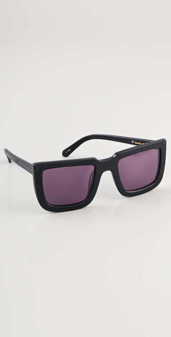 Karen Walker Wizard Sunglasses