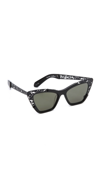 Karen Walker Siouxsie Filigree Sunglasses