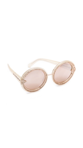 Karen Walker Orbit Filigree Sunglasses