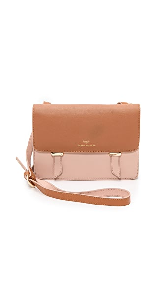 Karen Walker Sloane Cross Body Bag