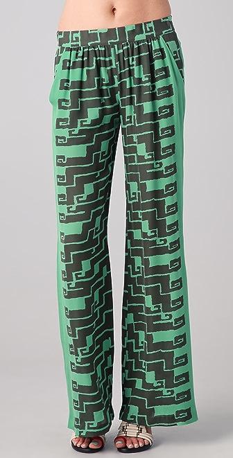 Kelly Wearstler Tala Print Pants
