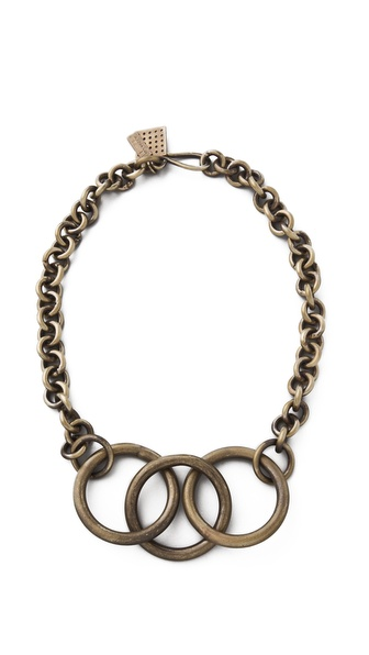 Kelly Wearstler Mixed Link Necklace