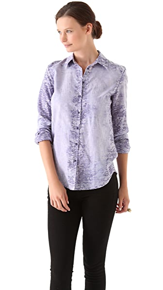 Kelly Wearstler Grunge Burnout Shirt