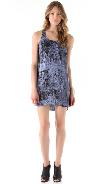 Kelly Wearstler Cadmium Dress