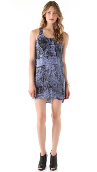 Kelly Wearstler Cadmium Dress