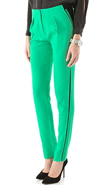 Kelly Wearstler Warhol Pleated Pants