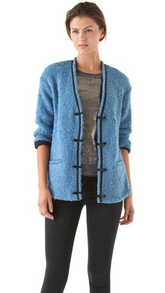Kelly Wearstler Seattle Boucle Jacket