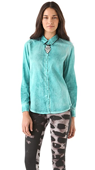 Kelly Wearstler Berlin Button Blouse