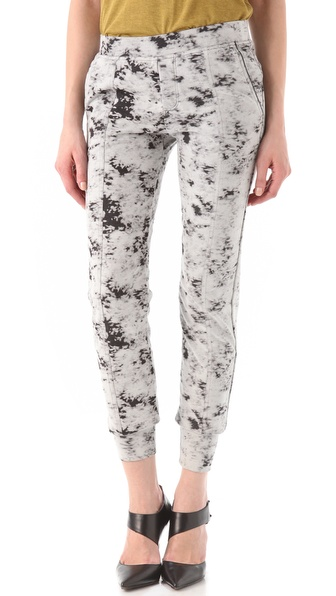 Kelly Wearstler Mozart Marbled Pants