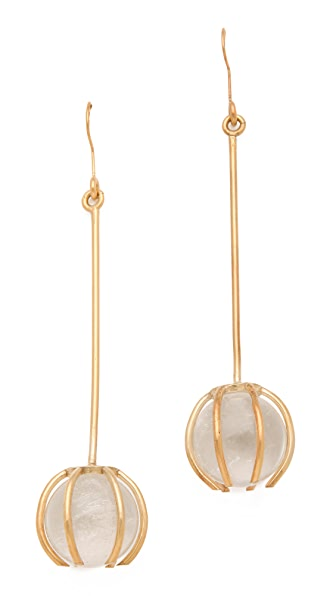 Kelly Wearstler Quartz Drop Earrings