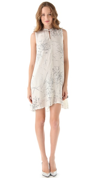 Kelly Wearstler Current Sleeveless Dress