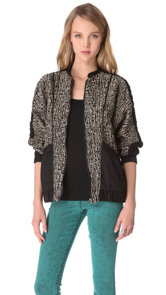 Kelly Wearstler Mojave Jacquard Viper Jacket