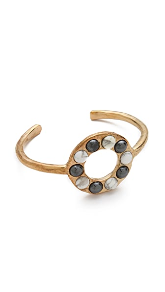 Kelly Wearstler Circlet Cabochon Cuff