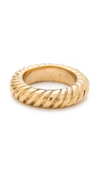 Kelly Wearstler Clawed Link Ring