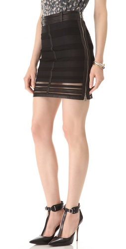Kelly Wearstler Striped Panels Skirt at Shopbop.com