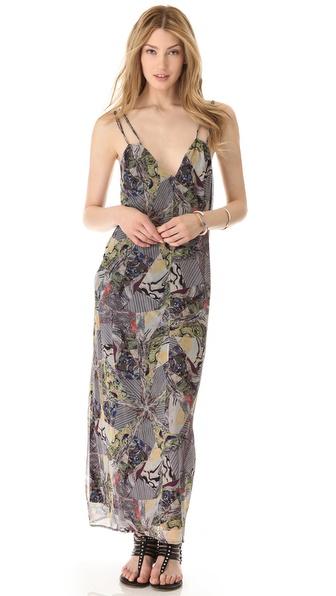 Kelly Wearstler Spectrum Dress