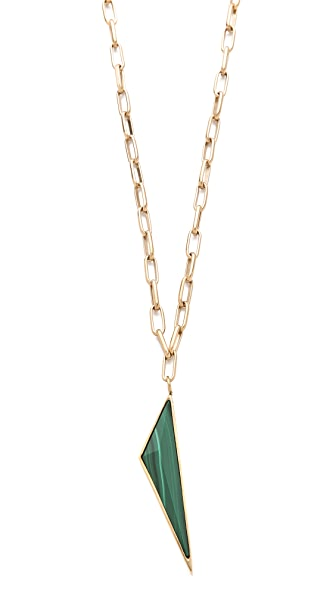 Kelly Wearstler Asymmetrical Point Necklace