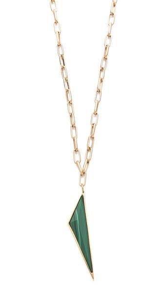Kelly Wearstler Asymmetrical Point Necklace