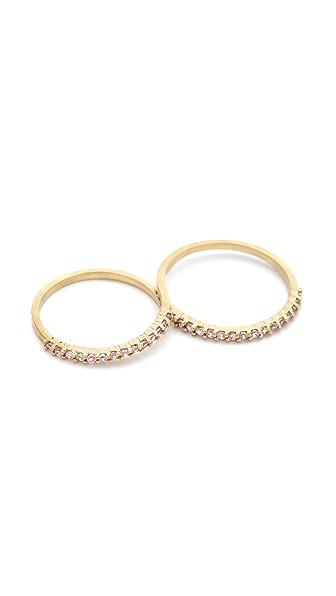 Kelly Wearstler Victoria Double Ring