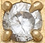 Gold/Moonstone