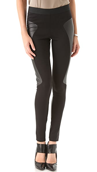 Kymerah Dakota Paneled Leggings