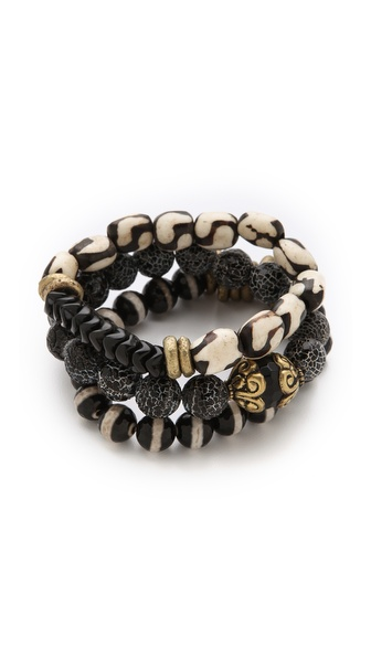 Lacey Ryan Tribal Bracelet Set