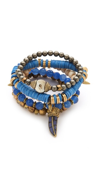 Lacey Ryan Feeling Blue Bracelet Set