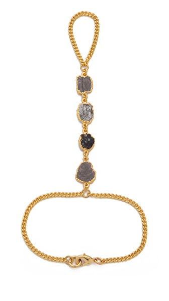 Lacey Ryan Ombre Stone Hand Chain