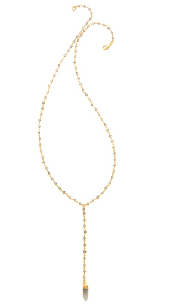 Lacey Ryan Pyrtie Lariat Necklace