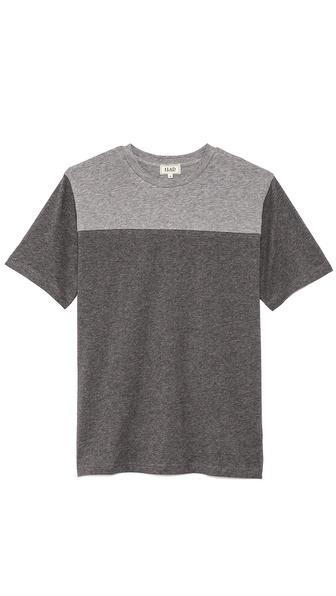 Lad Contrast Yoke T-Shirt