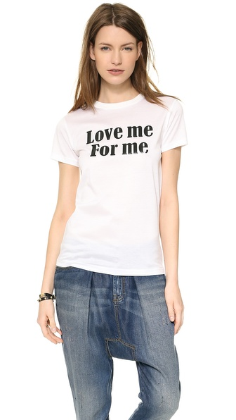 Ladision Love Me for Me Tee