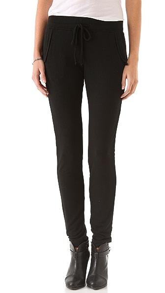 The Lady & The Sailor Flap Pocket Sweatpants