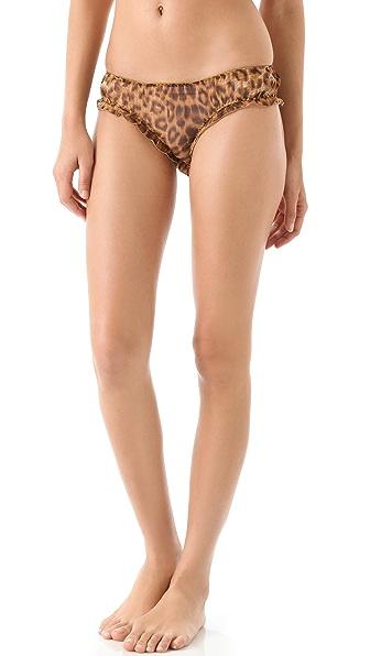 La Fee Verte Silk Panty