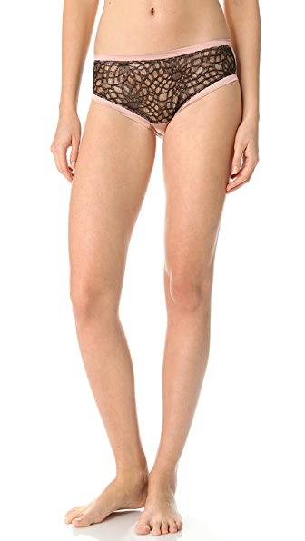 La Fee Verte Lace Panty