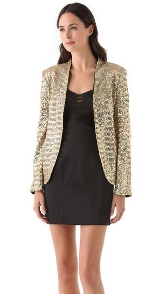 La Fee Verte Disco Blazer