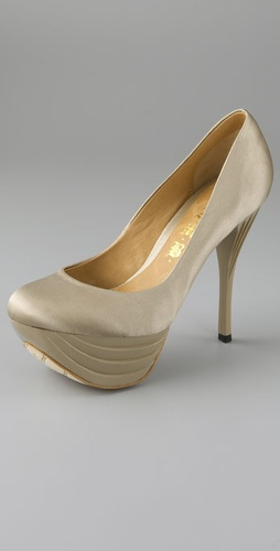 L.A.M.B. Z-Project Platform Pumps
