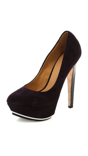 L.A.M.B. Dolores Pumps