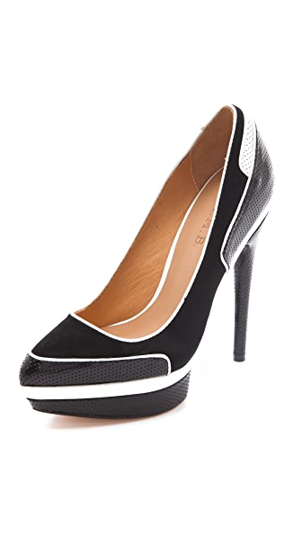 L.A.M.B. Ohio Platform Pumps