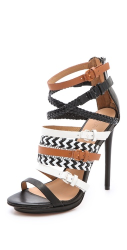 Shop L.A.M.B. Jessie Strappy Sandals and L.A.M.B. online - Footwear,Womens,Footwear,Sandals, online Store