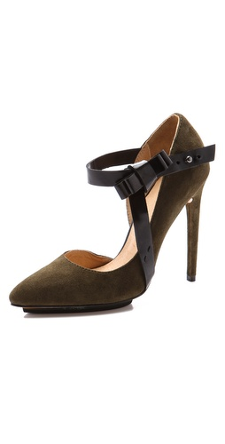 L.A.M.B. Nadeen Mary Jane Pumps at Shopbop / East Dane