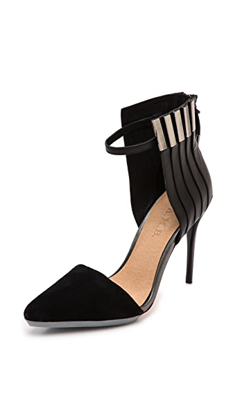 L.A.M.B. Tomas Ankle Pumps