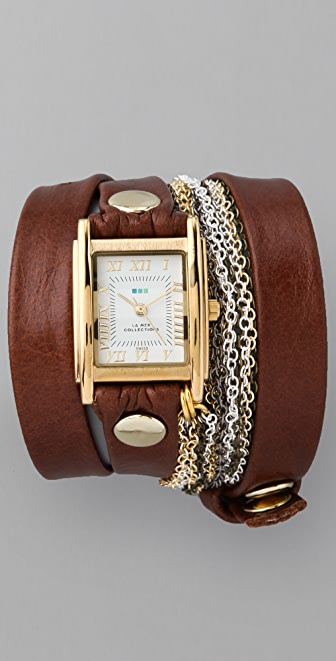 La Mer Collections Venice Watch