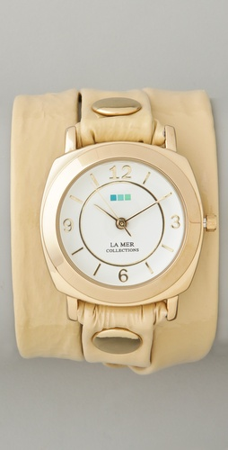 La Mer Collections Odyssey Wrap Watch