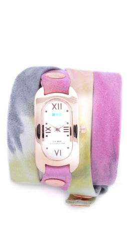 Shop La Mer Collections Soho Wrap Watch and La Mer Collections online - Accessories,Womens,Jewelry,Watches, online Store