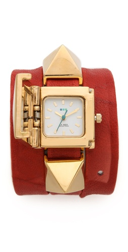 La Mer Collections Cairo Pyramid Wrap Watch at Shopbop.com