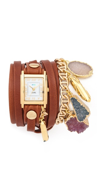 La Mer Collections North Star Wrap Watch