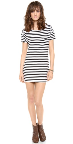 L'AMERICA Eazy Peazy Tee Dress at Shopbop / East Dane