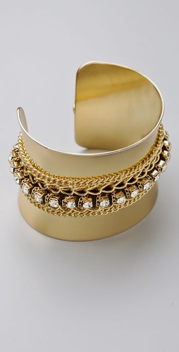 Landver Chain Cuff