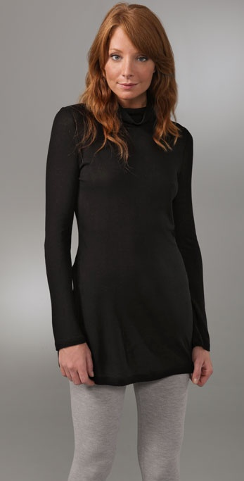 Lanston Turtleneck Tunic